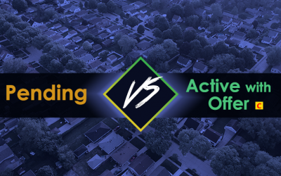 Active with Offer vs. Pending: What's the Difference?