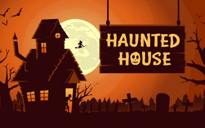 Five Haunted Houses to Experience This Halloween Season