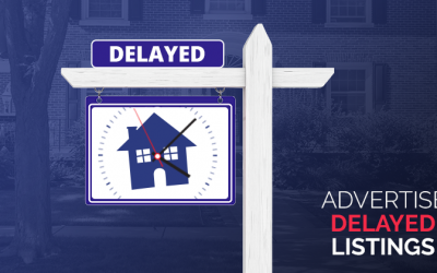Can You Advertise a Delayed Listing?