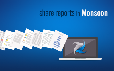 Viewing and Sharing Monsoon Reports