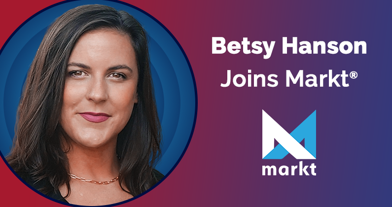 Betsy Hanson Joins Markt as General Counsel