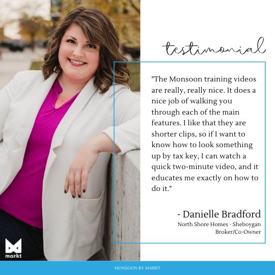 Danielle Bradford Monsoon Tax System Testimonial