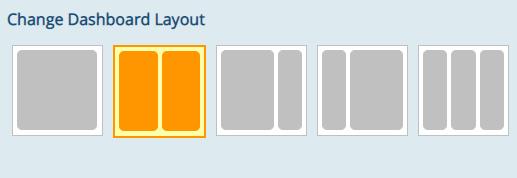 Flexmls Change Dashboard Layout