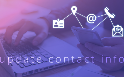 How to Update Your Contact Information