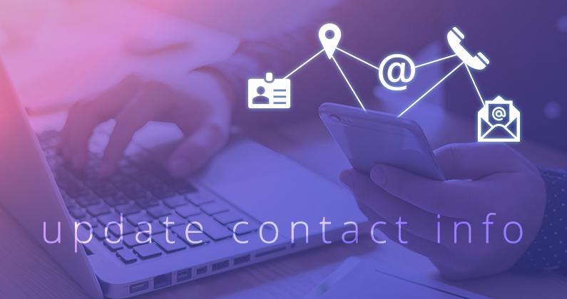 Update contact info in Flexmls