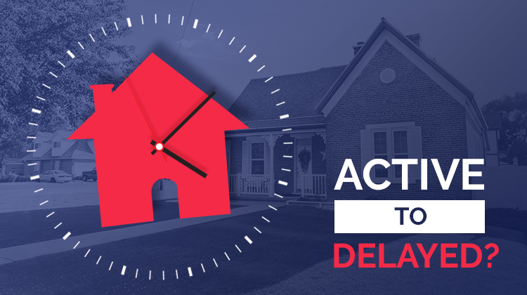 Can an Active Listing Move into Delayed Status?
