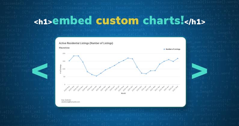 Embed Custom Charts Update