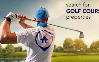 Finding Golf Course Properties in Flexmls